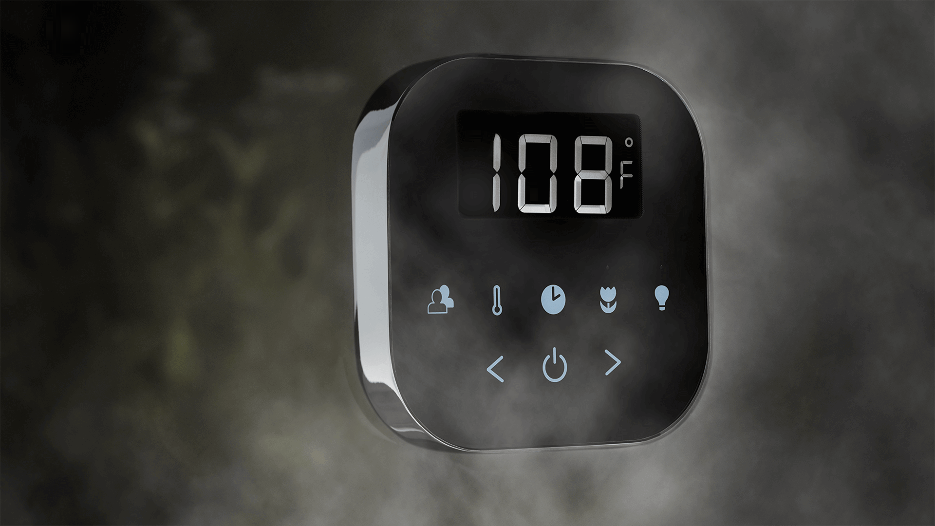 AirTempo Wireless Steam Shower Control Hero
