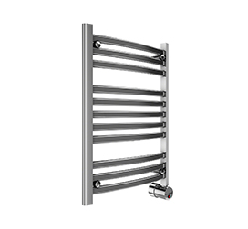 Broadway Towel Warmer W228 In Polished Chrome