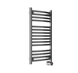 Broadway Towel Warmer W236 In Polished Chrome