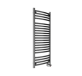 Broadway Towel Warmer W248 In Polished Chrome