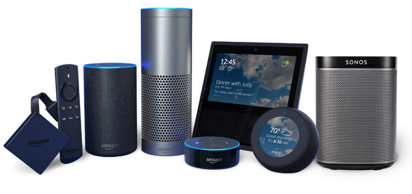 Alexa Speakers